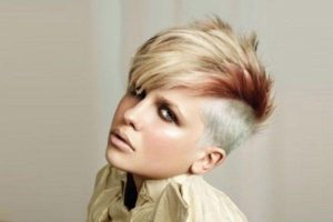 La mejor lista de pelos blancos cortos para comprar on-line