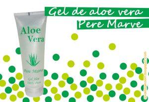 gel aloe vera 100 puro pere marve disponibles para comprar online
