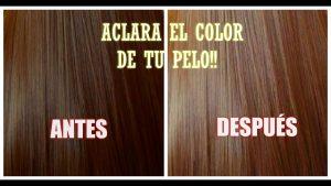Ya puedes comprar en Internet los aclarar el cabello con miel y acondicionador – Los 20 más vendidos