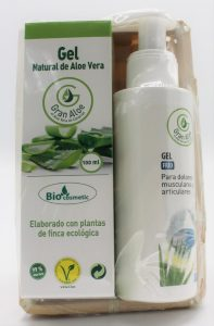 Opiniones y reviews de gel muscular aloe vera para comprar on-line