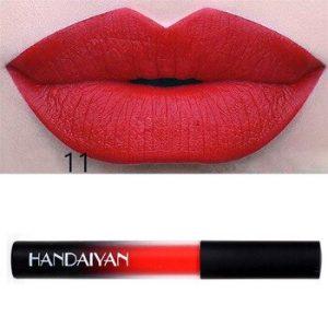 Ya puedes comprar por Internet los Pintalabios 10 colores impermeable terciopelo maquillaje