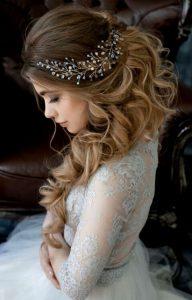 Opiniones de complementos para el pelo de novia para comprar en Internet