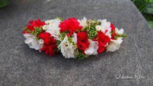 arreglos de flores para el cabello disponibles para comprar online