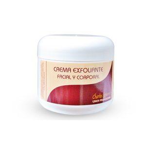 Catálogo para comprar online crema exfoliante cuerpo