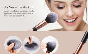 La mejor selección de kit de brochas maquillaje 8 piezas anjou para comprar on-line – Los preferidos por los clientes