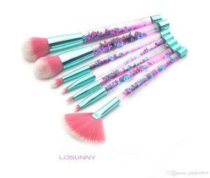 brochas maquillaje pinceles sombra cristal disponibles para comprar online