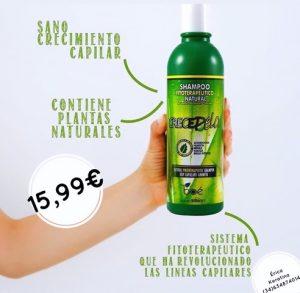 Catálogo para comprar Online champu para crecer el pelo