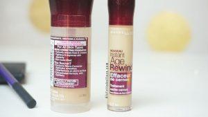 Catálogo de Base Maquillaje Age Rewind Medium para comprar online