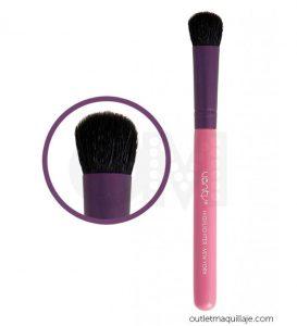 Listado de brochas maquillaje cepillo Pincel decorados para comprar online