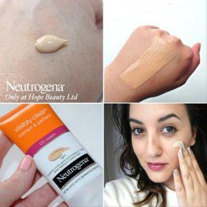 Opiniones de neutrogena cc cream para comprar Online – Los Treinta favoritos