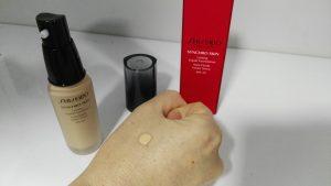 Ya puedes comprar los base de maquillaje synchro skin last