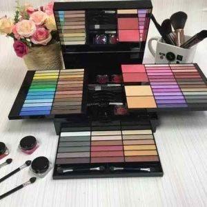Selección de estuche de maquillaje profesional completo para comprar