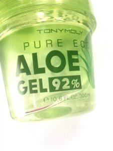 tony moly aloe vera gel disponibles para comprar online