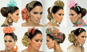 Listado de flores pelo flamenca para comprar on-line