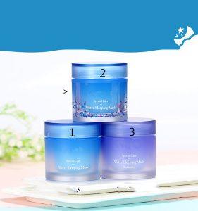 Selección de crema para dormir la piel para comprar on-line