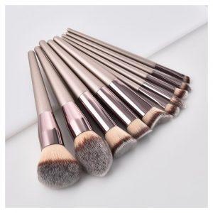 La mejor lista de brochas maquillaje profesional madera sombra para comprar