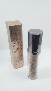 Opiniones y reviews de base de maquillaje liquida naked ski para comprar Online