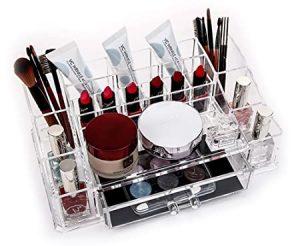 La mejor selección de Pintalabios cosmeticos almacenamiento organizador maquillaje para comprar online – Los 20 mejores