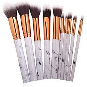 Catálogo para comprar on-line brochas maquillaje mármol – Los preferidos