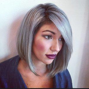 La mejor lista de pelo corto plateado para comprar Online