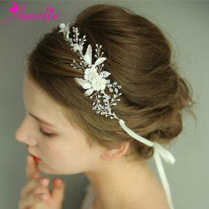 Recopilación de flores para el pelo de novia para comprar On-line – Los Treinta preferidos