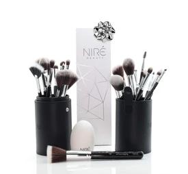 Listado de maquillaje profesional set brochas completo para comprar en Internet