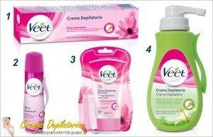 La mejor selección de veet crema depilatoria genitales para comprar Online – Los preferidos