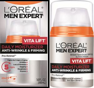 La mejor selección de men expert vitalift loreal para comprar en Internet