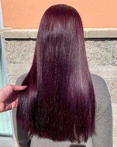 Catálogo de tinte de pelo color berenjena para comprar online – El TOP 30