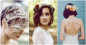 Recopilación de flores de novia para el pelo para comprar on-line