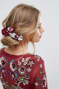 Catálogo de accesorios de flores para el cabello para comprar online