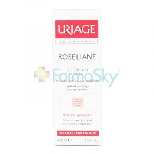 uriage roseliane cc cream spf 30 40 ml que puedes comprar – Los 30 más solicitado