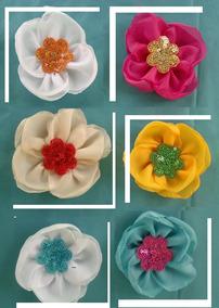 La mejor selección de flores de tela para pelo para comprar