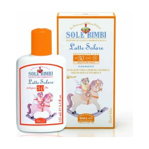 Catálogo para comprar on-line bimbi crema solar