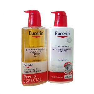 crema hidratante corporal eucerin que puedes comprar On-line