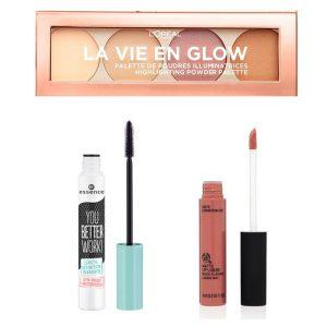Catálogo para comprar on-line Gloss Paleta Maquillaje Nude belleza – Los mejores