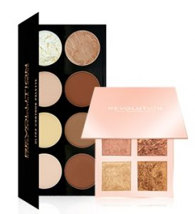 La mejor selección de Gloss Beauty Canvas Paleta Maquillaje para comprar