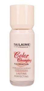 Catálogo de Base maquillaje líquida cambia color para comprar online