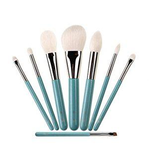 Selección de brochas maquillaje cepillo manchas portátil para comprar On-line
