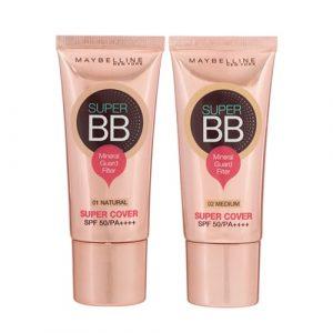 La mejor recopilación de super bb cream para comprar – Los mejores
