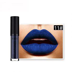 Opiniones de Pintalabios Bluestercool Maquillaje impermeable cosmeticos para comprar – Los 20 mejores