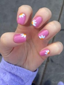 Recopilación de diseños de uñas faciles de hacer paso a paso para comprar en Internet