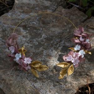 Lista de coronas de flores para el pelo baratas para comprar en Internet