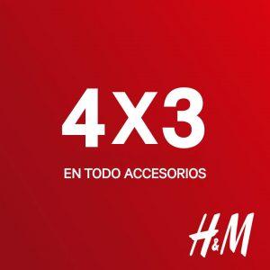 Selección de h&m complementos para comprar online