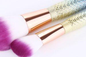 Opiniones de brochas maquillaje sirena sombra contorno para comprar online