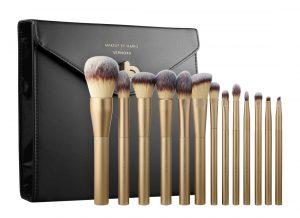 La mejor lista de brochas maquillaje madera rostro cosméticos para comprar On-line – Los más vendidos