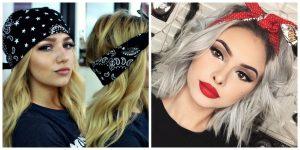 Catálogo de bandanas para el cabello para comprar online – Los 30 más vendidos