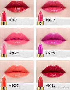 Catálogo para comprar en Internet Pintalabios humectante terciopelo Cosmeticos Maquillaje – El Top 20