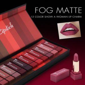 Opiniones y reviews de Pintalabios 12 colores maquillaje impermeable terciopelo para comprar Online