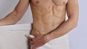 Catálogo para comprar on-line crema depilatoria para los genitales masculinos